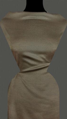 50cm STOFF für Anzug Hosenanzug dunkel goldenfarben golden-beige 6,60 €//m