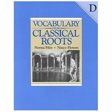 Vocabulary from Classical Roots: Vocabulary from Classical Roots (2004, Paperback)