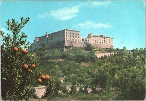 MONTECASSINO-LAZIO-Frosinone-LATO-NORD-OVEST-1960-ALTEROCCA-TERNI