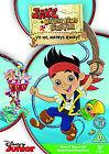 Jake And The Never Land Pirates - Yo Ho, Mateys Away! (DVD, 2011)