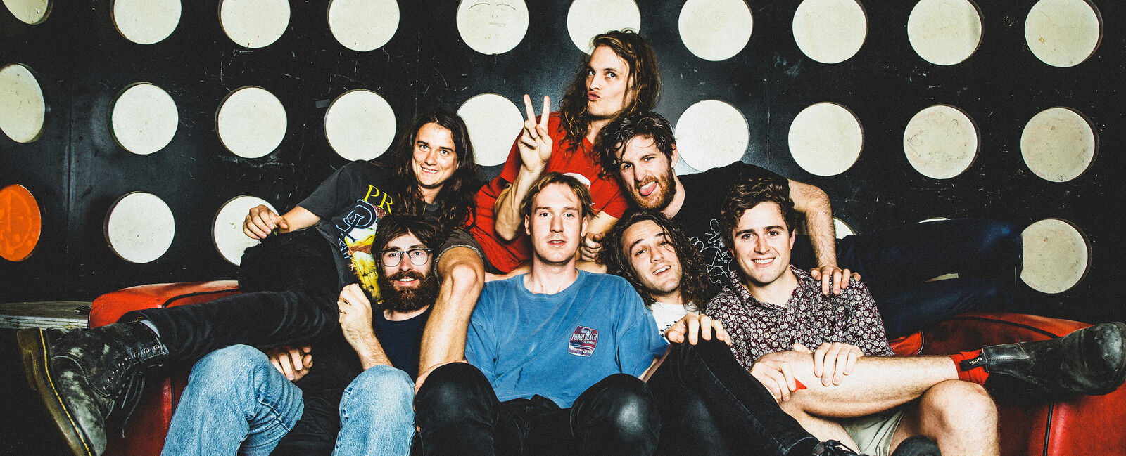 King Gizzard And The Lizard Wizard Tickets (15+ or accompanied by parent)