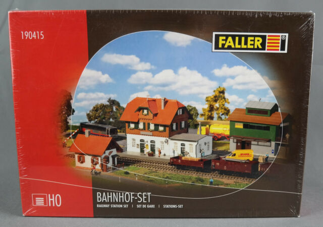 Faller 130469 Tanklager Naturenergie