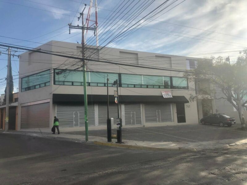 Oficinas Renta Queretaro Loma Linda 3 750