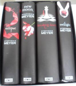Stephenie-Meyer-Twilight-Saga-Collection-4-Books-Set-Pack-Eclipse-New-Moon-HB