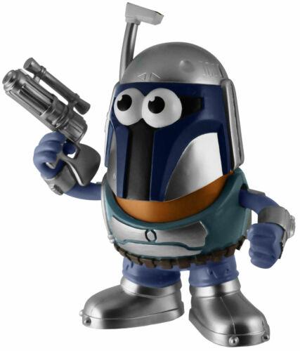 Jango Fett PopTaters Mr Potato Head Figurine #NEW STAR WARS PPW Toys