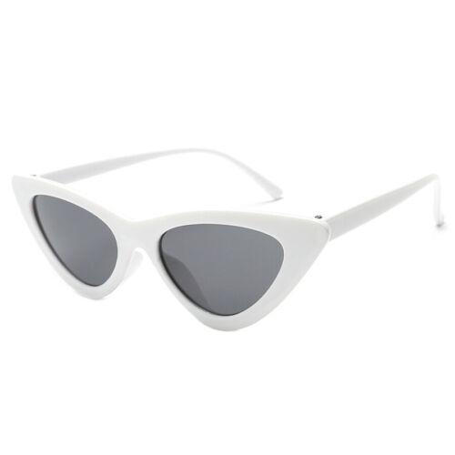 Women Vintage Trendy Cat Eye Sunglasses Fashion Shades Retro Ladies Glasses 2019