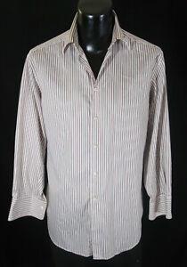 Giorgio-Armani-Shirt-15-5-32-Sharp-Stripes