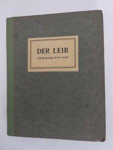 Der-Leib-1919-1920