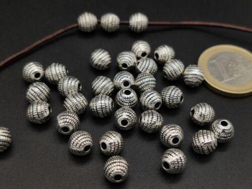 Hot sale 2x1 beads beads b02-14b a.2mm ball 35 to 525 balls zamak
