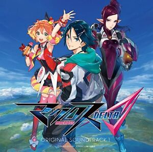 Macross-Delta-Original-Soundtrack-TV-Animation-Musik-aus-Japan