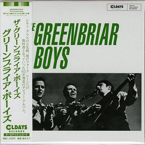 GREENBRIAR-BOYS-THE-GREENBRIAR-BOYS-JAPAN-MINI-LP-CD-BONUS-TRACK-C94
