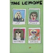 Lemons - Everybuddy's A Lemon (Vinyl Tape - 2016 - US - Original)