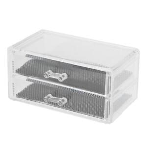 Acryl Make Up Organizer Kosmetik Aufbewahrungsbox Schubladen