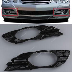 Rechts Gitter Nebelscheinwerfer Abdeckung für Mercedes-Benz 07-09 E-CLASS W211