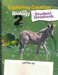 Exploring-Creation-with-Biology-2nd-Edition-Student-Notebook