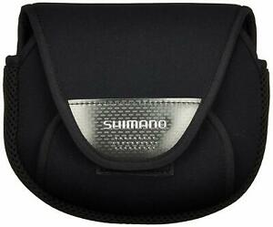 NEW-Shimano-Extra-Small-Spinning-Reel-Soft-Case-PC-031L-SS-Black-1000-Japan