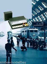 BUSCH 5766 Realistic Sound, Am Bahnhof 2, Geräusche, Neu