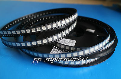 10- 1000 WS2812B WS2811 Built-in 5050 RGB LED SMD Light Individually Addressable