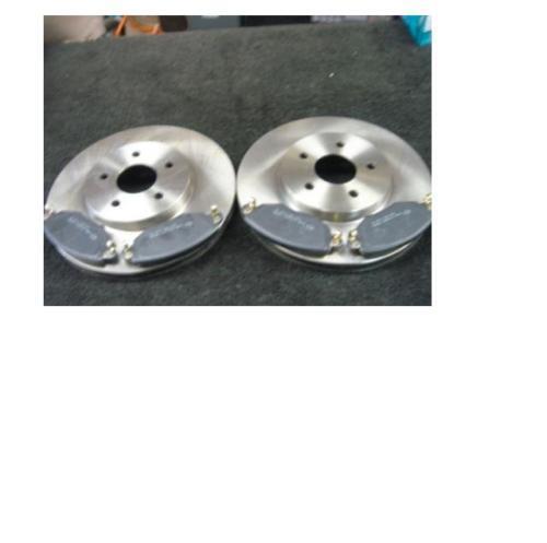 new! FORD Mondeo 00-04 disques de frein avant /& mintex pads