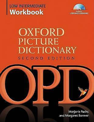 Oxford Picture Dictionary Second Edition: Low-Intermediate Workbook. Vocabulary