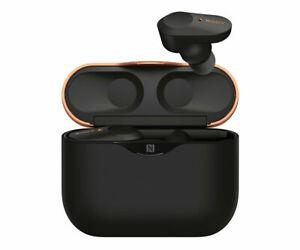 Sony WF-1000XM3 Wireless Bluetooth Noise Cancelling Headphones - Black #41