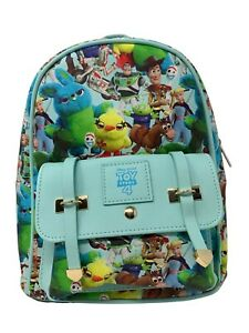 """Deluxe Disney Lady and the Tramp 11/"""" Faux Leather Mini Backpack A20765"""
