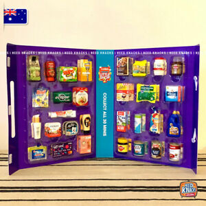 Coles-Little-Shop-2-Complete-Set-with-case-all-NEW-Will-be-packed-well