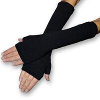 Modetrend für Herbst und Winter Armstulpen Fingerlose Handschuhe Pulswärmer