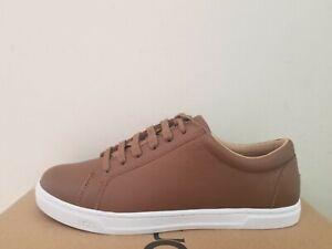 Karine Leather Fashion Sneaker Size 8.5