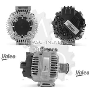 MERCEDES BENZ Sprinter 3-T Kasten 906 CDI LICHTMASCHINE 180A ORIGINAL VALEO