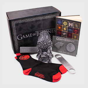 new, 2019, RN nº 152992, HBO, cadeau Game of Thrones culturefly Box Collectors Set