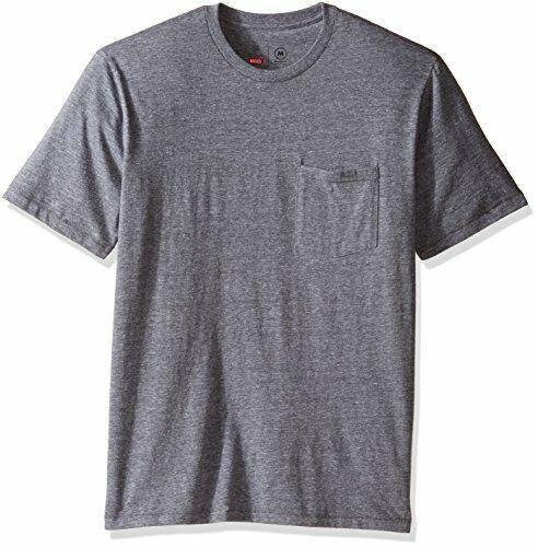 Brixton Men/'s Basic Short Sleeve Tailored Fit Pock Choose SZ//color