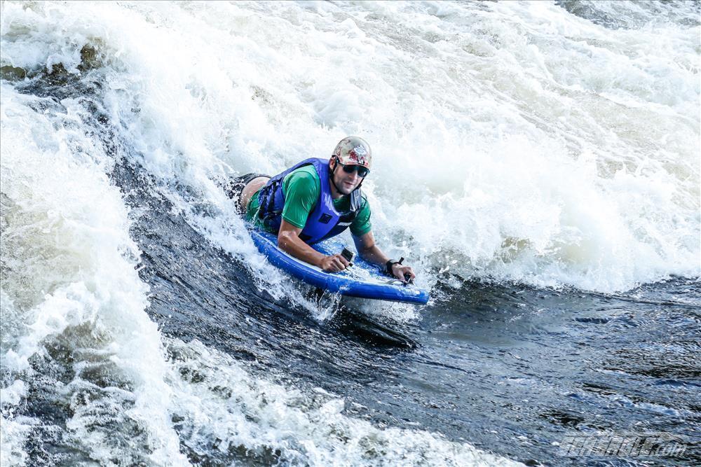 Sea Eagle Wave Control Deslizante X L Body Board Para Surf-blancoo Agua Diversión dura mucho tiempo