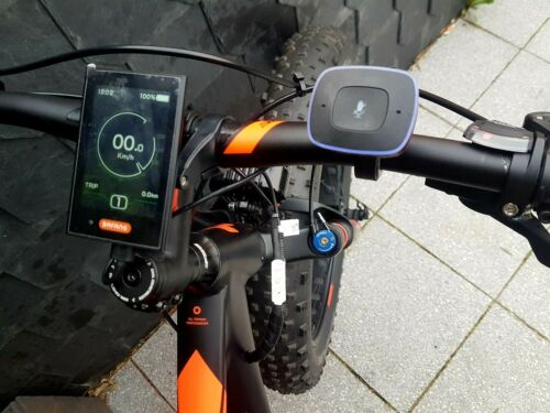 Amazon Alexa Echo Dot Vélo bikelift Camping Extérieur Bicycle