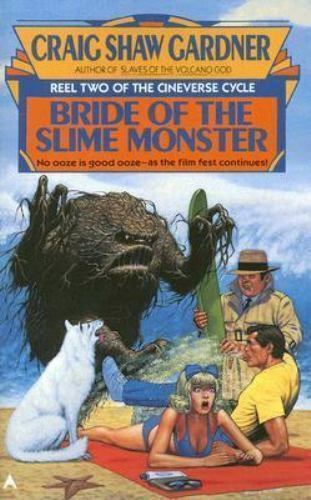 Cineverse: Bride of the Slime Monster 2 by Craig Shaw G