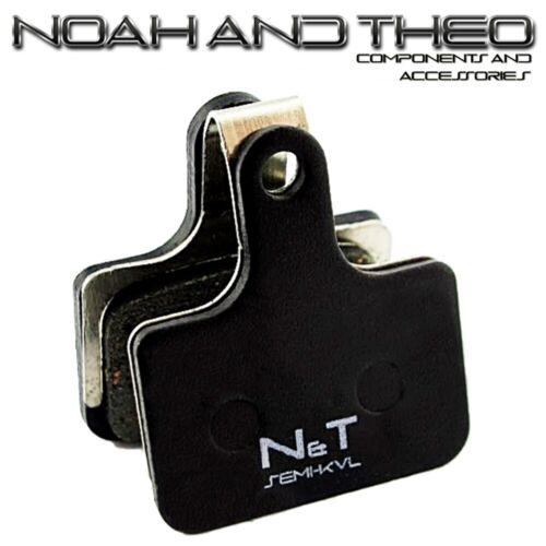 N/&T Shimano Tiagra BR 4770 GRX BR RX810 RX400 Semi Metallic Disc Brake Pads
