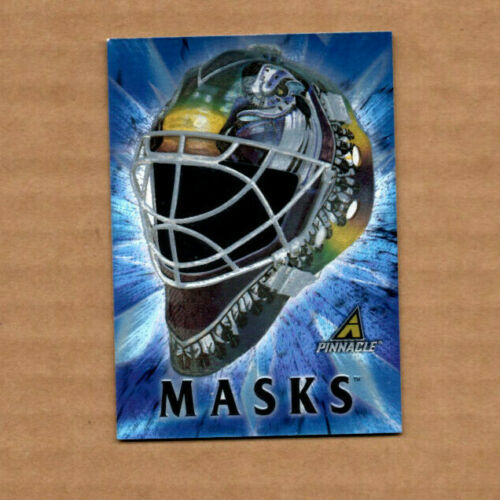 1997-98 Pinnacle Masks Promos #6 Guy Hebert Anaheim Ducks