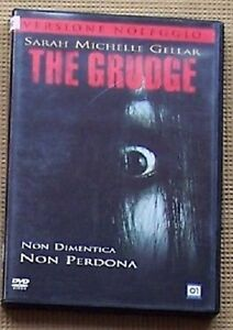 DVD-film-The-Grudge-2004-Horror-ex-noleggio