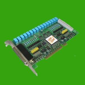 ICPDAS-16-Port-Relaiskarte-Digital-E-A-Karte-16-Relais-P16R-PCI-ICP-DAS
