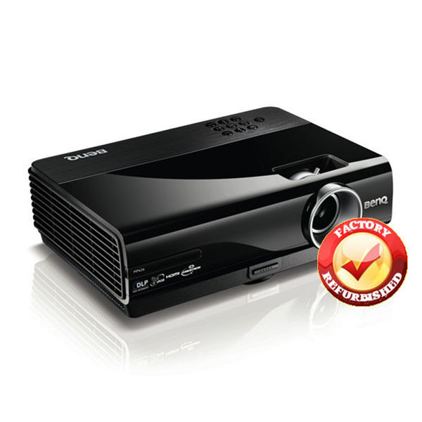 BenQ MP626 DLP Digital Multimedia Video Projector HD Home Theater HDTV HDMI