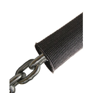 Chain and Rope Protection Wrap. Nylon Sleeve. Chain Guard. Rope Bundling. 1.25""