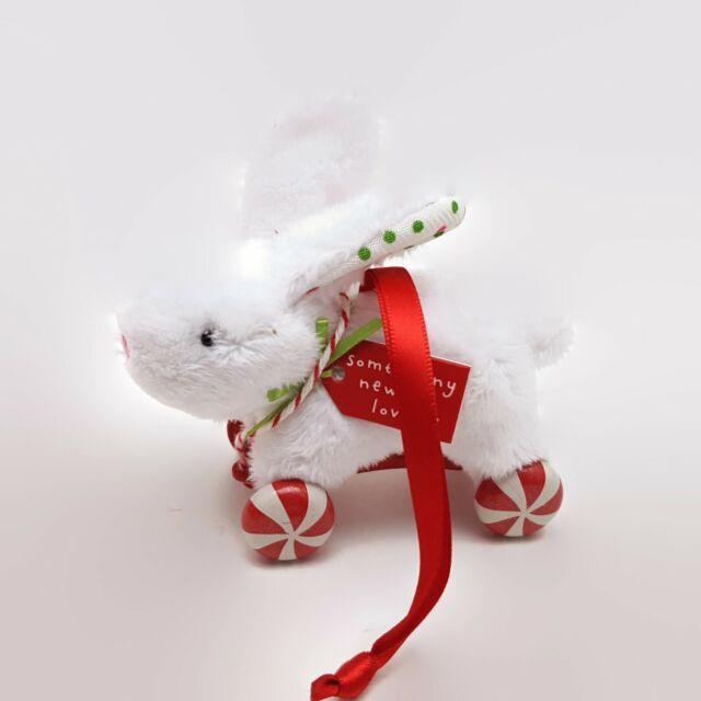 2013 Hallmark Plush Baby's First Christmas Ornament ...
