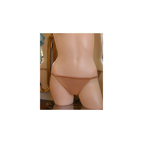 Lejaby Nuage Nude Invisible Microfibre Mid rise String Sided Brief 5102
