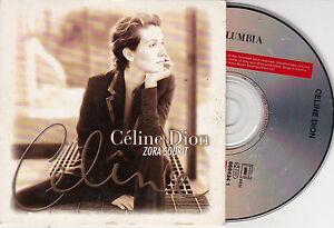 CD-CARTONNE-CARDSLEEVE-CELINE-DION-ZORA-SOURIT-GOLDMAN-2t-1998