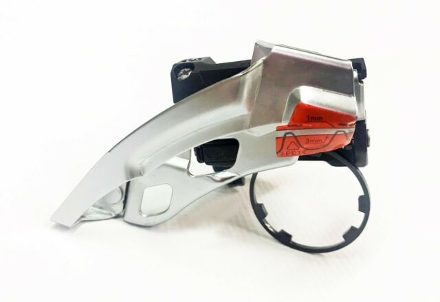 SHIMANO Deore Mountain Bicycle Front Derailleur FD-M610