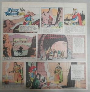 Prince-Valiant-Sunday-by-Hal-Foster-from-5-28-1972-2-3-Full-Page-Size