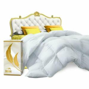 Cocoon Luxury Real California King Down Comforter King Cali Size