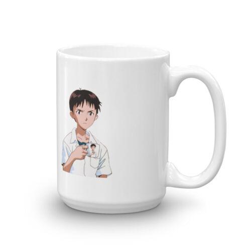 Shinjiception Mug Neon Genesis Evangelion Shinji Eva Mug