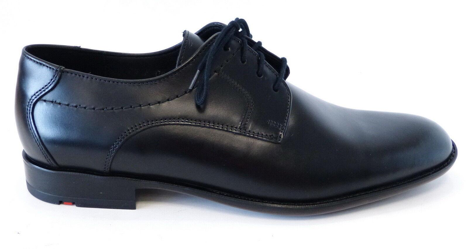 con il prezzo economico per ottenere la migliore marca Lloyd Business Lacci Scarpa Scarpa Scarpa Garvin 13-055-00 Pelle Nera Saragozza CALF  marca