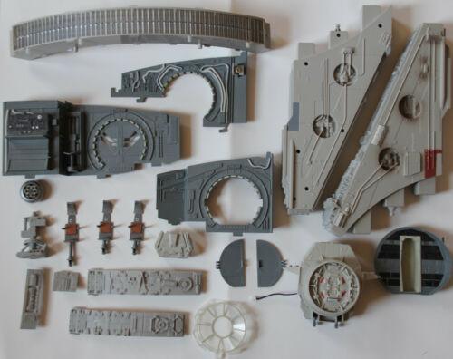 PLEASE READ! 21 Star Wars 2008 Legacy Millennium Falcon Parts